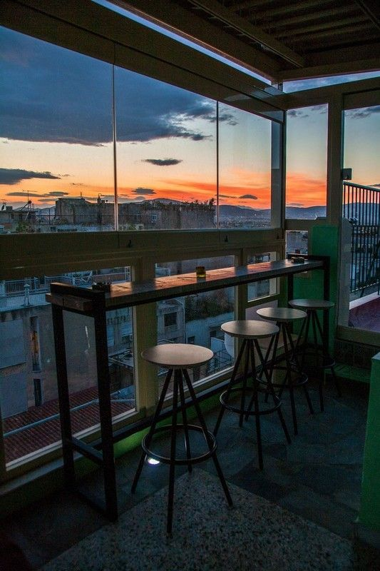 Athenstyle Hostel, Rooftop - Athens, Greece