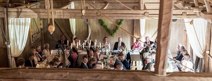 Bröllop och fester | Ulkeröds gård