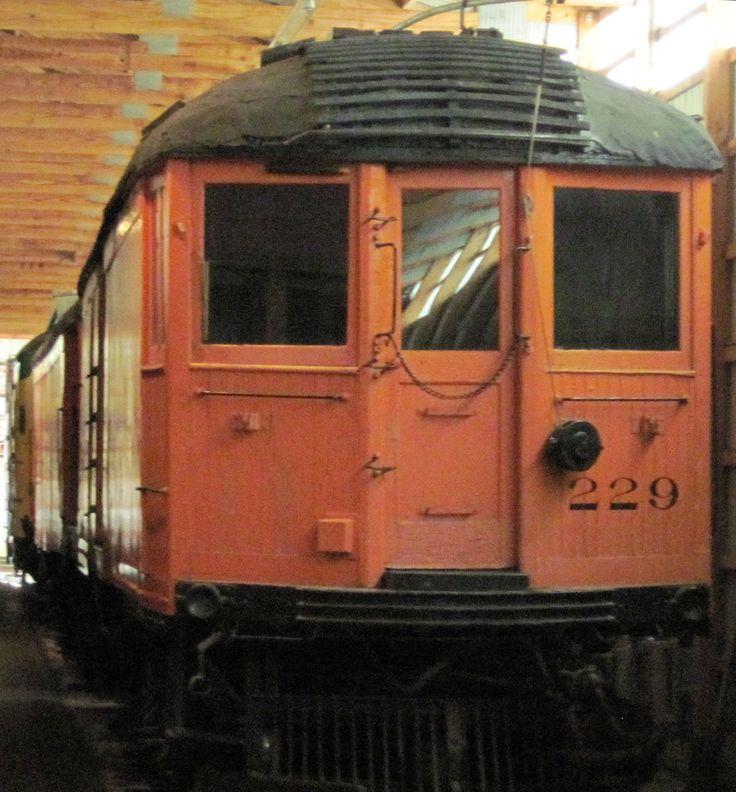 Chicago Milwaukee North Shore Line 229 18