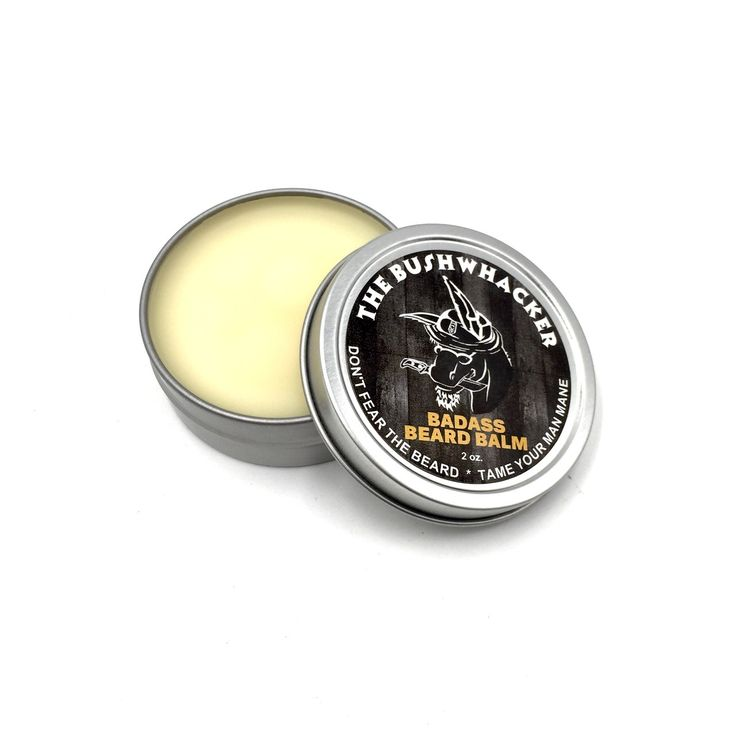 "Badass Beard Care - The Bushwhacker Badass Beard Balm, $12.99 (https://badassbeardcare.com/the-bushwhacker-badass-beard-balm/) ""The Bushwhacker"" is a natural insect repellent, scented with eucalyptus, lemongrass, grapefruit, and citronella. It's a very clean and uplifting scent that will keep those bugs at bay while you're out to play! If you like Lemon heads, you're gonna love this!"