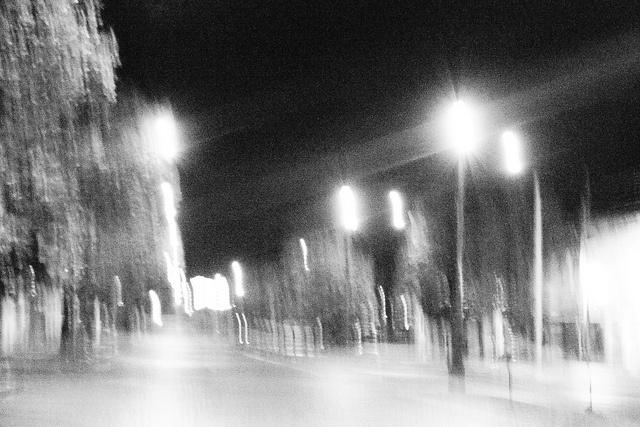 """""""La noche está despierta, lagrimas en tus mejillas / Pregunto quizás ¿mí amor dónde está?"""" MILESph  Artista: Milton Figueredo Miles"""