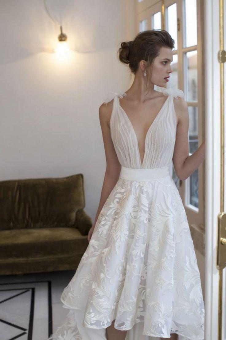 428 best Wedding Dresses images on Pinterest | Wedding dressses ...