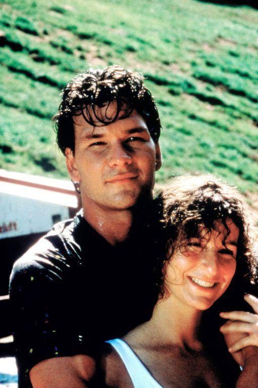 Dirty Dancing (1987) - Patrick Swayze, Jennifer Grey.