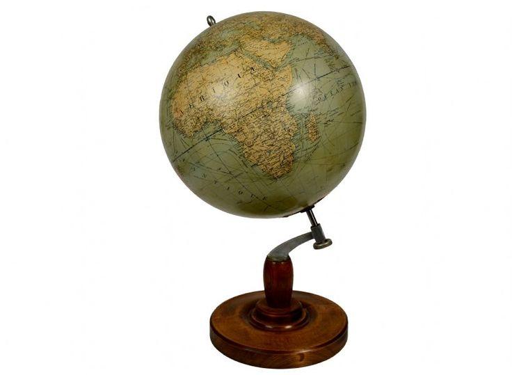 Globo Girard et Barrere / Globi-mappamondi antichi
