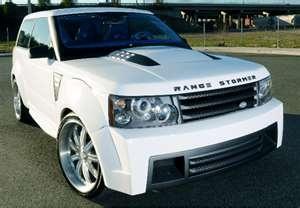 West Coast Customs Rover