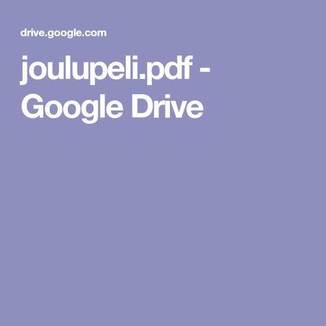 joulupeli.pdf - Google Drive