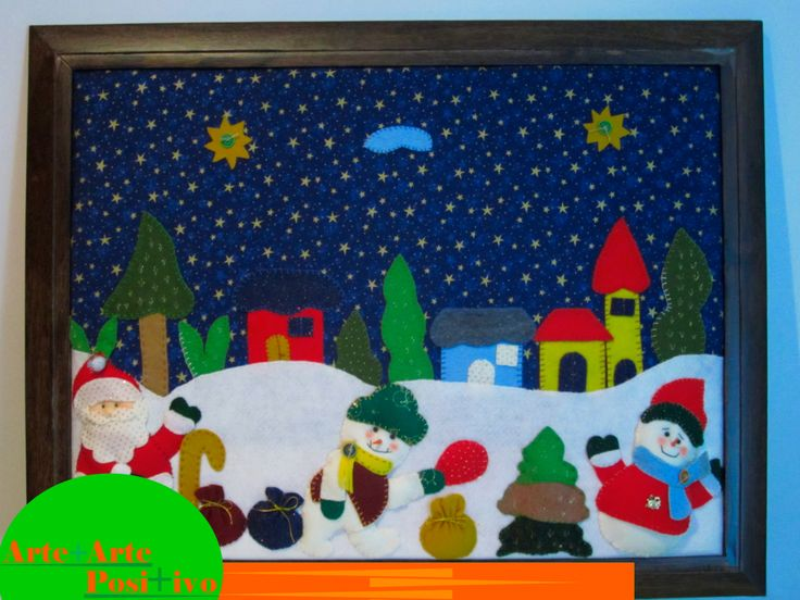 Cuadro navide o cuadros navide os pinterest for Cuadros de navidad