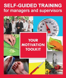 Self-guided training for managers and supervisors