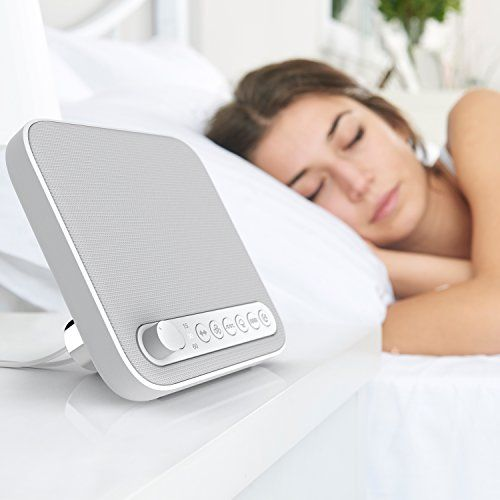Wave Premium Sleep Therapy Sound Machine - Soothing All-Natural - http://freebiefresh.com/wave-premium-sleep-therapy-sound-machine-review/