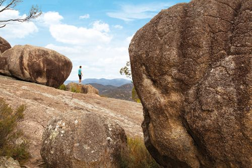 Girraween National Park, Granite Belt