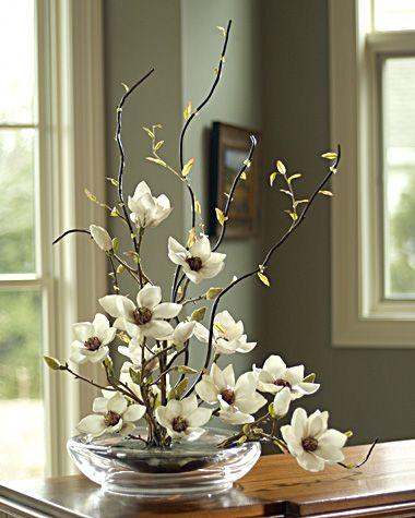 flores en casa