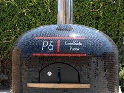 creekside pizza vesuvio wood fired pizza oven