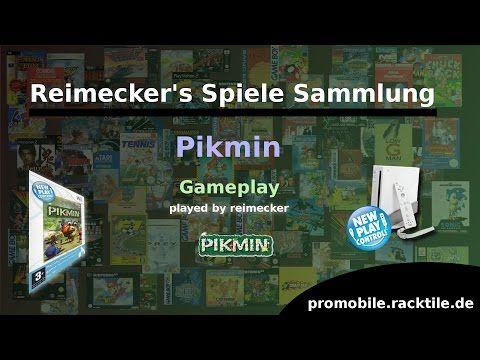 Reimecker's Spiele Sammlung : Pikmin New Play Control
