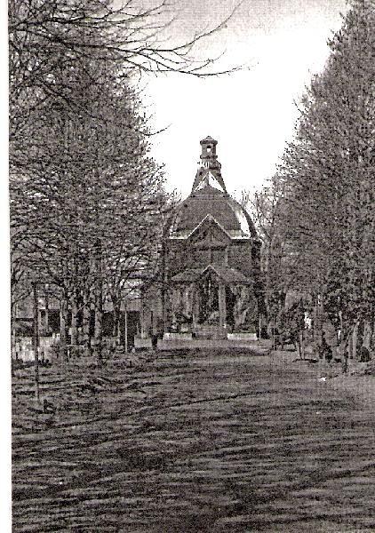 Krematorium (vedle Domu kultůry)