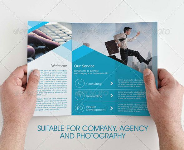 28 best IT \ Technology Services Marketing images on Pinterest - free pamphlet templates
