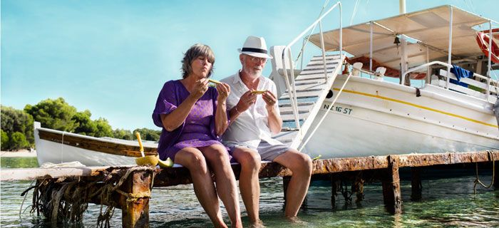"""Er du over 60 år, og vil du gerne rejse billigere på tidspunkter, hvor vi har rejser i overskud, kan du melde dig ind i vores seniorklub """"De glade 60´ere"""" og se gode tilbud. Se mere på http://www.apollorejser.dk/tilbudrabatter/ovrige-tilbud-og-rabatter/information-om-seniorklubben"""