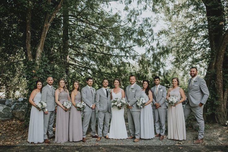 Lower Mainland B.C. wedding Elegant boho style.
