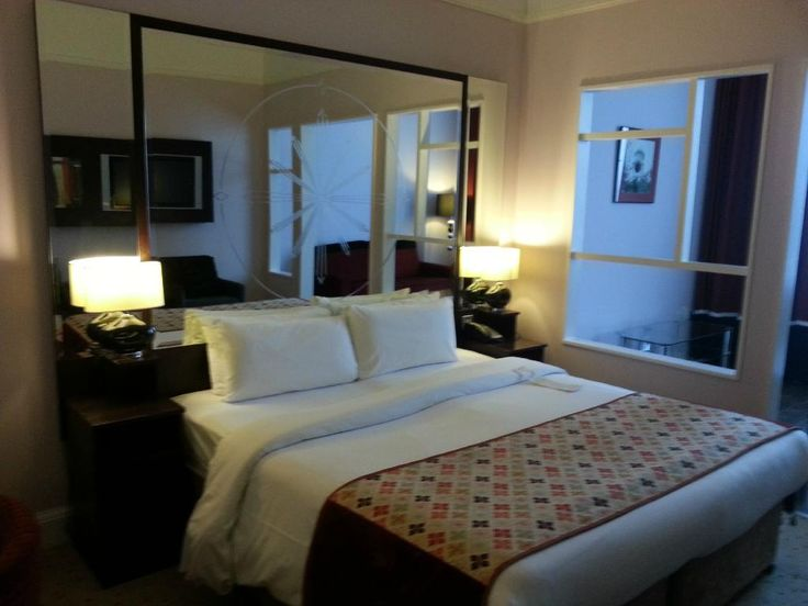 Another shot of the bedroom http://www.carltonhotelblanchardstown.com/