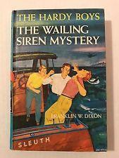 The Hardy Boys The Wailing Siren #30