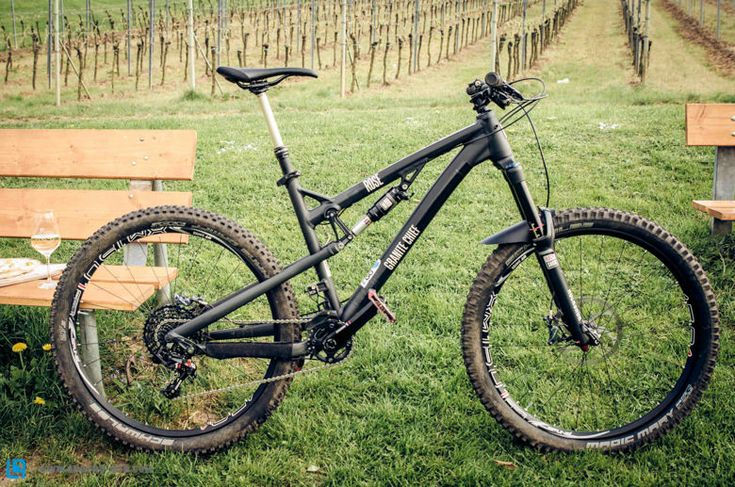 """ENDURO Long-Term Test 2014: The Rose Granite Chief Custom  """"Custom is King"""" was the motto of the long-term testbike for ENDURO testrider Ben..."""