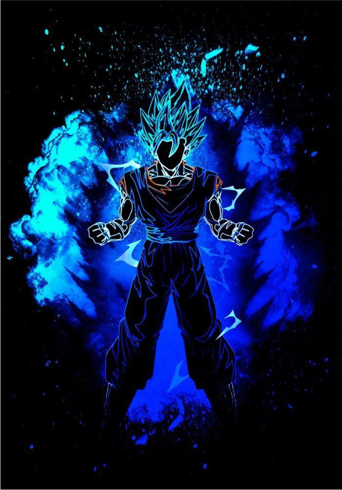 Soul Of The Potala Form Poster By Donnie Displate Anime Dragon Ball Super Dragon Ball Super Manga Dragon Ball Artwork