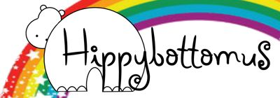 Our new look logo for our nappies to match our new look website :)