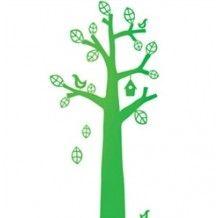 Ferm Living muursticker Tree.