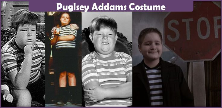 The best guide on making a Pugsley Addams costume from The Addams Family. Here you will find a list of everything you will need to make an accurate costume.