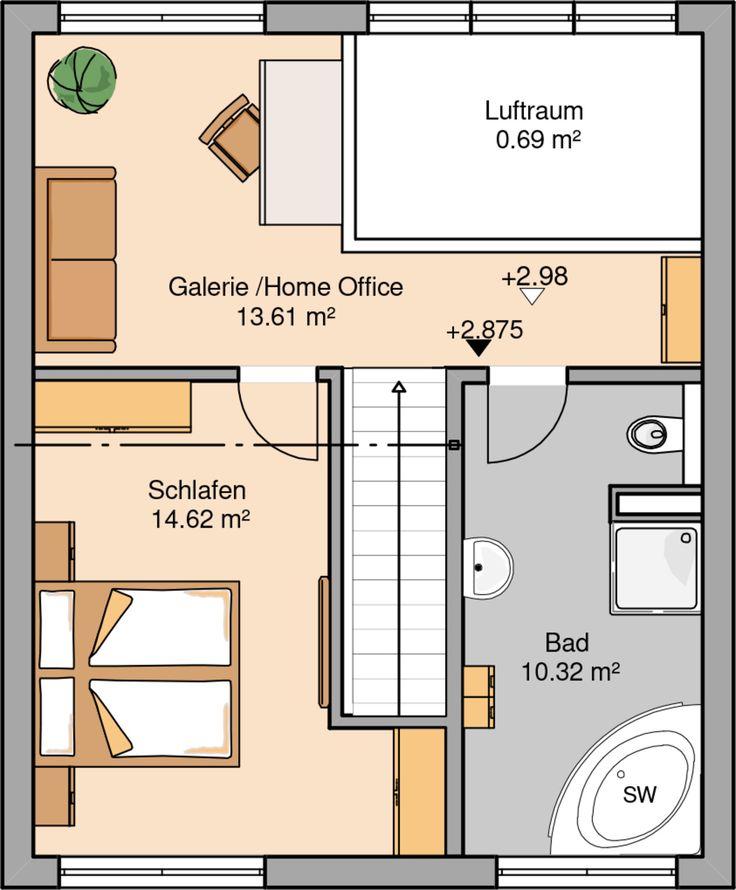 77 besten haus bilder auf pinterest kleine h user bayerische und grundrisse. Black Bedroom Furniture Sets. Home Design Ideas