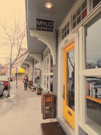 Searching online i was able to find a place mylo coffee co the shop