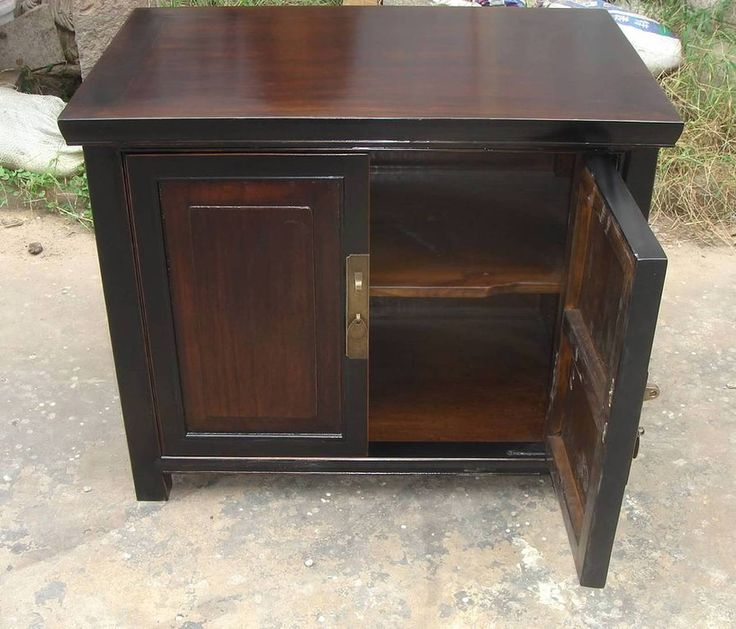 Oriental Furnishings - 26''H.Oriental Two Door Antique End Table, $375.00 (https://www.orientalfurnishings.com/26h-oriental-two-door-antique-end-table/)