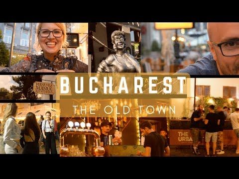 Check out the new video on my channel! Bucharest, Romania | Little Paris: The Old Town https://youtube.com/watch?v=jsA-kmZp5rc