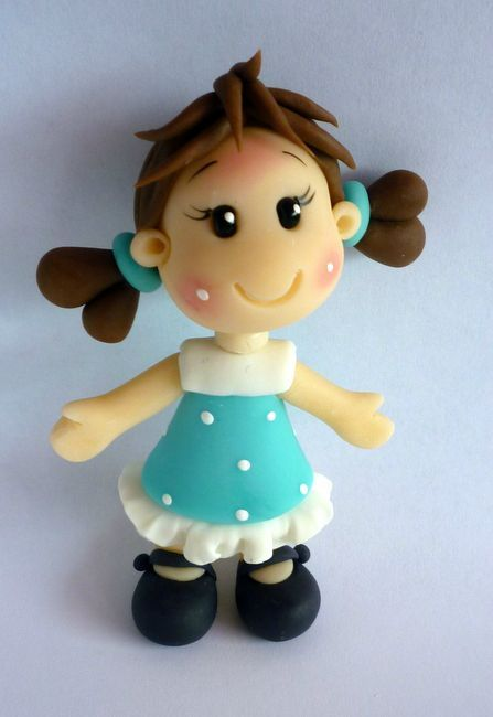 porcelana fria polymer clay pasta francesa masa flexible biscuit cake topper modelado modelling fimo: