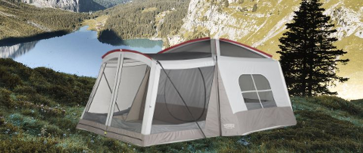Best Family Tents 2018. Reviews of the Best Family Tents for Your Next Camping Trip. A Complete Buyer's Guide to All the Top Brands!