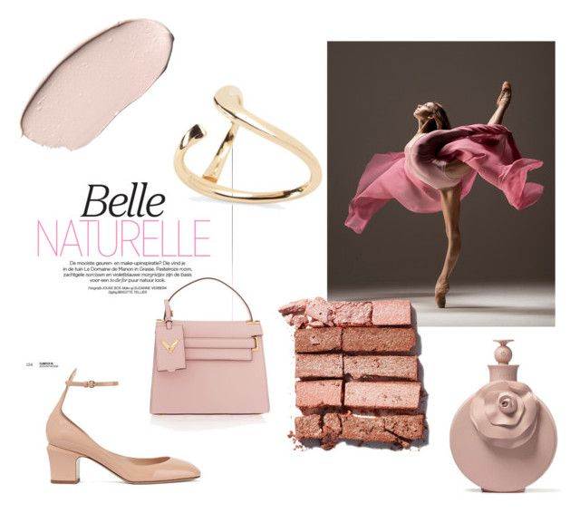 """Ballerina Beauty"" by kissthecrownedfrog on Polyvore featuring Valentino, Bobbi Brown Cosmetics, women's clothing, women, female, woman, misses and juniors"