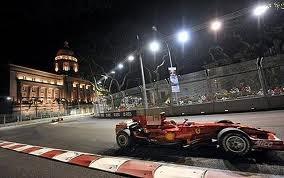 Watch A Live F1 Race: Marina Bay Street Circuit, Singapore