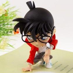 Cute Detective Conan Changeable Modeling PVC Figure Toy