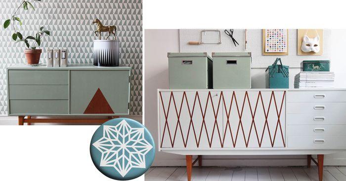Ge möblerna nya mönster med 6 enkla steg!