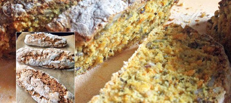 Quinoa-Karotten Baguette