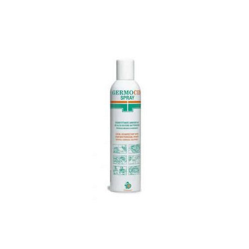 DISINFETTANTE GERMOCID SPRAY IGIENE SUPERFICI FLACONE 400 ML