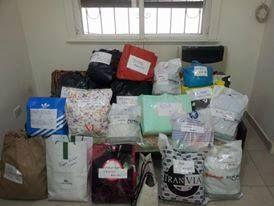 Gracia a la ayuda de muchas personas solidarias, los niños de las Escuelas de Frontera contarán con hermoso regalos en su día