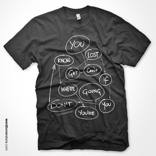 Lost Cool T Shirts