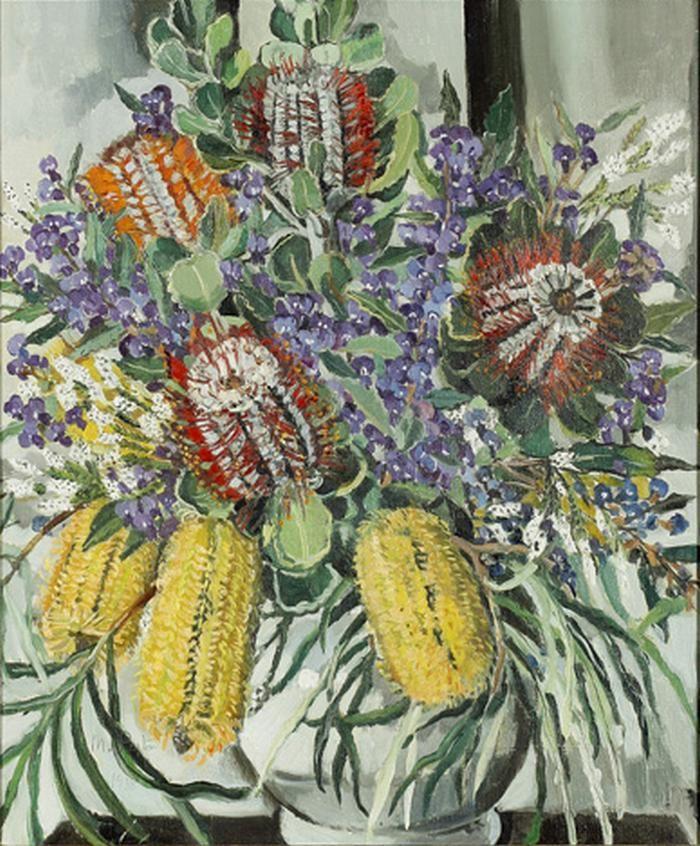 Margaret Preston, Australian Still Life 1938