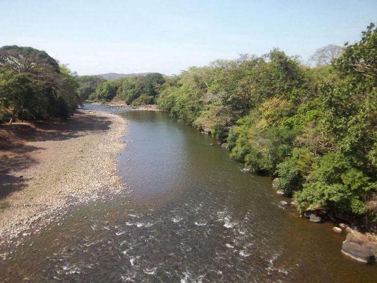 En Panamá, el caudal del río San Pablo, entre las provincias de Veraguas y Chiriquí, ha disminuido notablemente. Querube Batista La Estrella de Panamá
