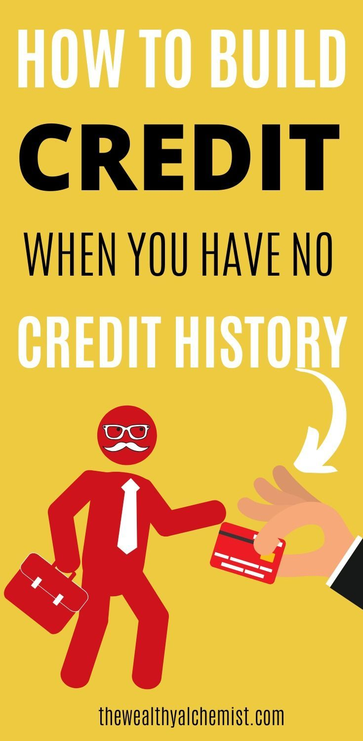 What To Do About Your Insufficient Credit History The Wealthy Alchemist In 2020 Build Credit Credit History Money Management Books