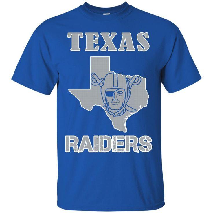 Oakland Raiders Shirts Texas T-shirts Hoodies