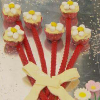 Bouquet de Cupcake