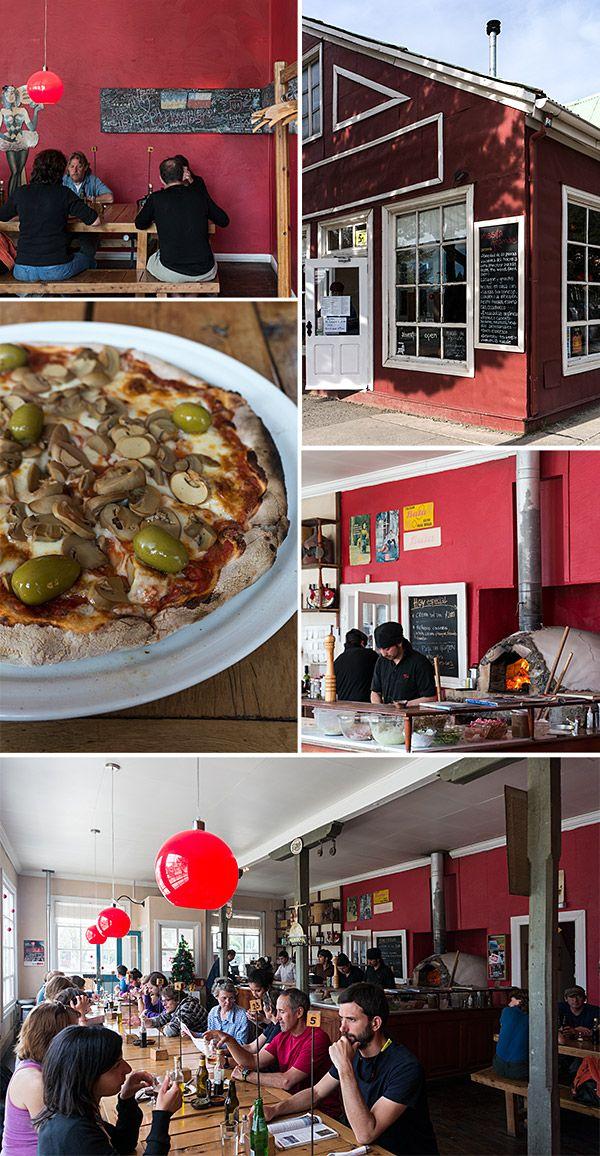 Mesita Grande Restaurant, Puerto Natales, Chile   www.strudelandcream.com