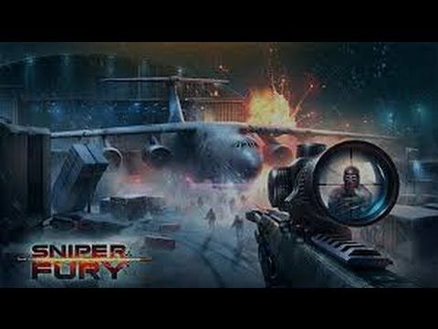 Sniper Fury Update III Gameplay Trailer Sniper Fury