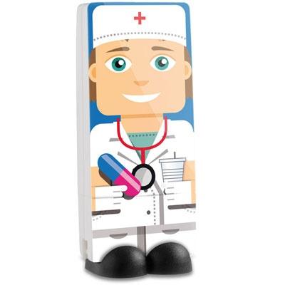 Clé USB Funkey avec votre #logo #fun #medical #dentiste